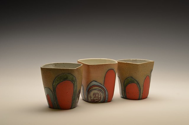 Set of Rock Cups