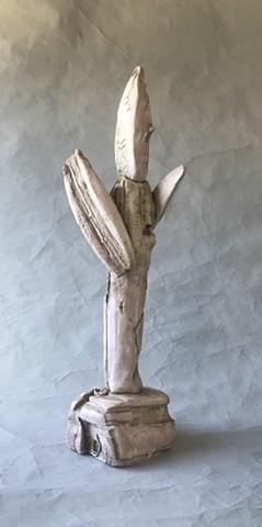Dry Desert Figure