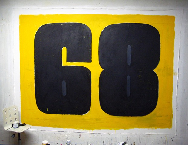 68 (Black & Yellow)
