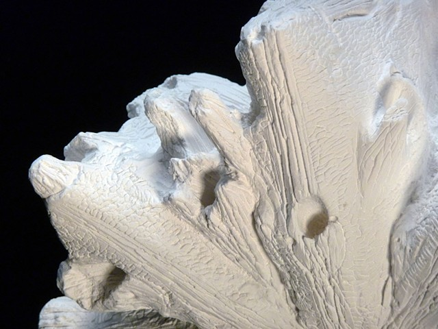 Subtraction Plaster Carving Natural Hybrid