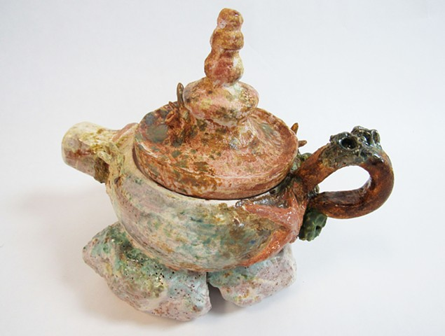Ceramics II Brookstone Student Work