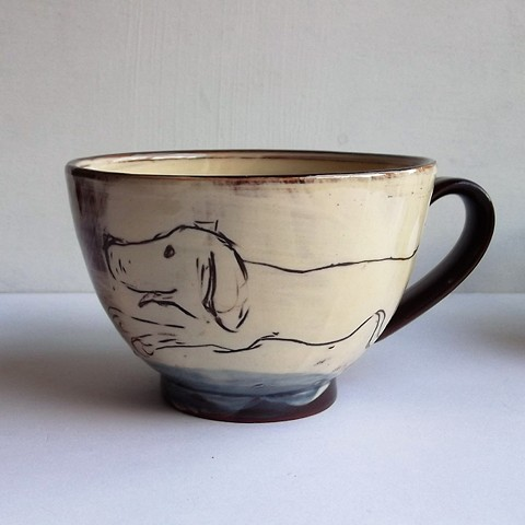 running dogs cup