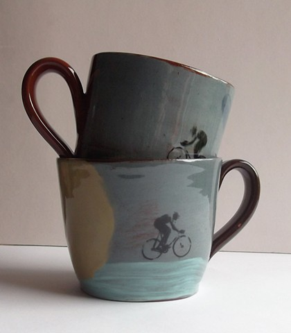 97. More bike mugs