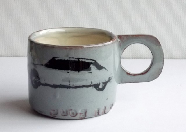 66. Small coffee Citroen
