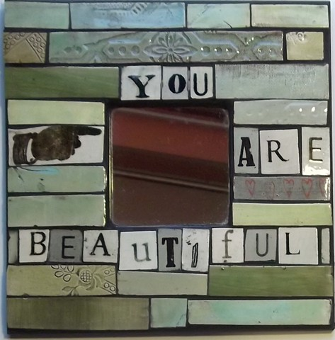 You are beautiful Mirror