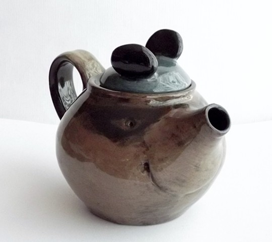 817. Tea robber pot