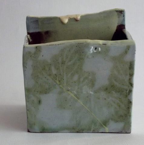 801. square herb pot