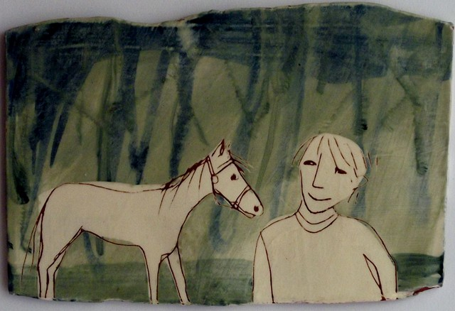372. the horse