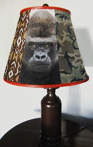 """Congo Lamp"""