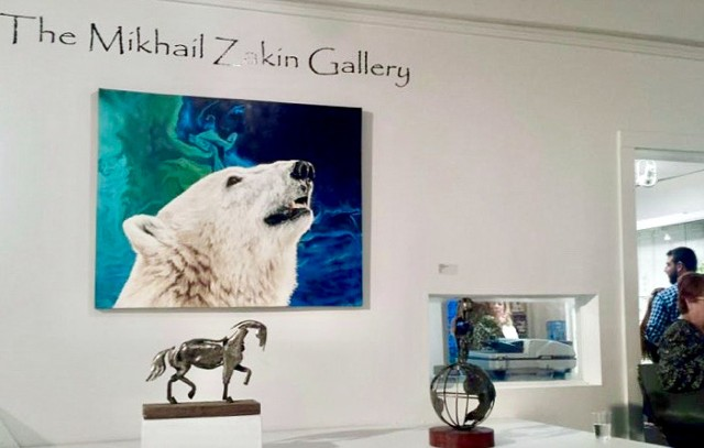 """Animalia"" at Mikhail Zakin Gallery - Demarest, NJ"
