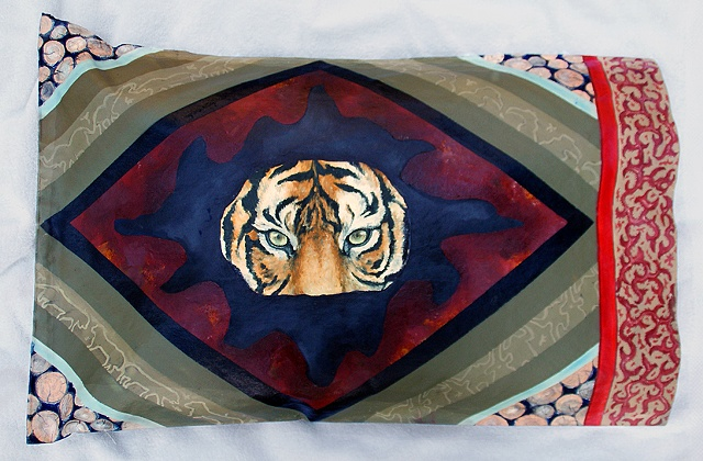 """Sumatran Pillow"""