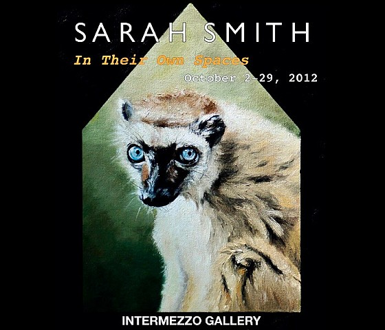 """In Their Own Spaces"" solo exhibit Intermezzo Gallery - Englewood, NJ"