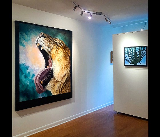 """Art Biologic"" at Limner Gallery - Hudson, NY"