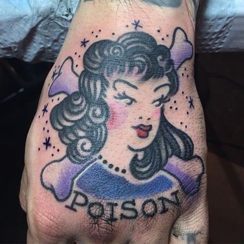 sailor jerry poison