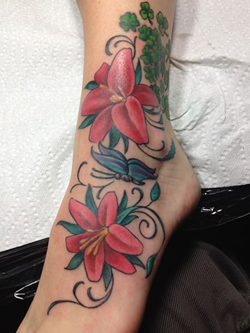 ankle flowers 2015