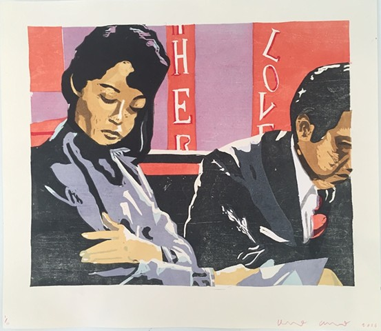 Yakuza Print: Hostess Club