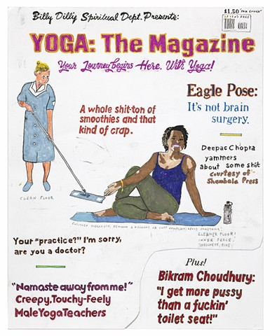 Yoga: The Magazine