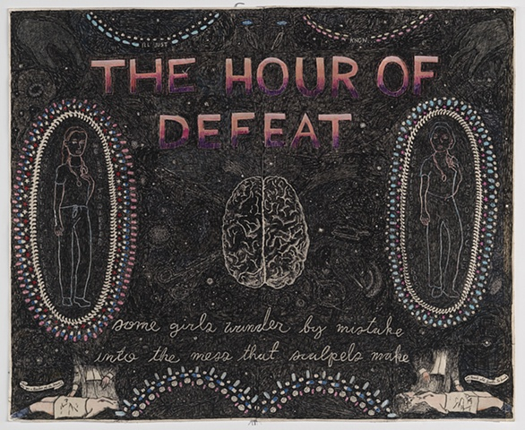 The Hour of Defeat
