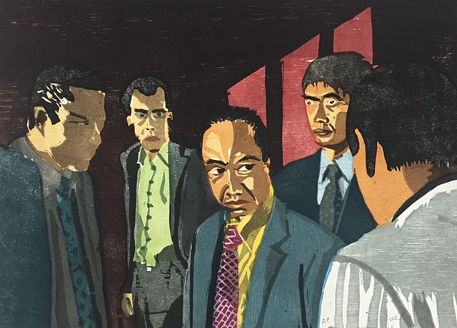 "Yakuza Print: ""I'll Have You All Arrested"""