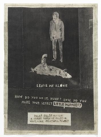 Lobby Card: Who's Afraid of Virginia Woolf?