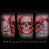Adam's skull and crossbones