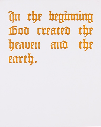 Genesis 1:1 (The New Indexed Bible)