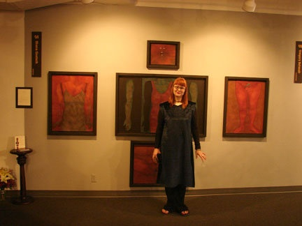 Photo taken during the opening by Tonya Tatro