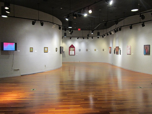 """Bats in Belfries"" exhibition"