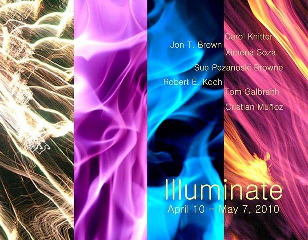"Riverwest Artists' Association exhibition, ""Illuminate"""