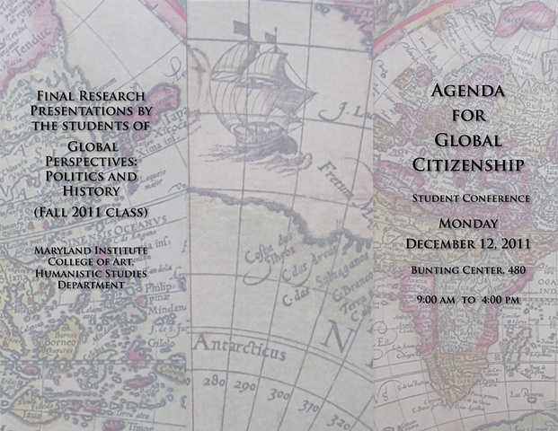 """Agenda for Global Citizenship"" (1)"