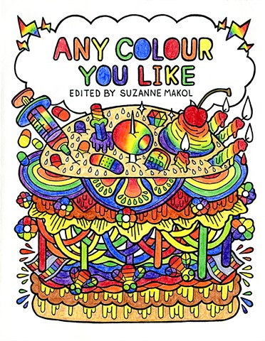 Any Colour You Like coloring book