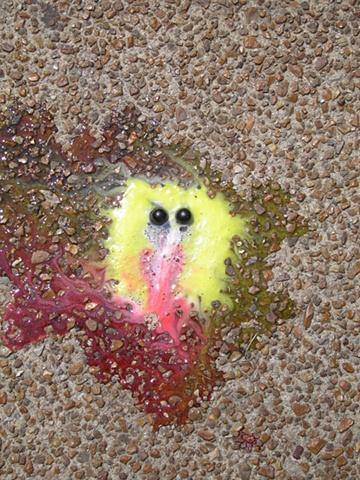 Melted Spongebob