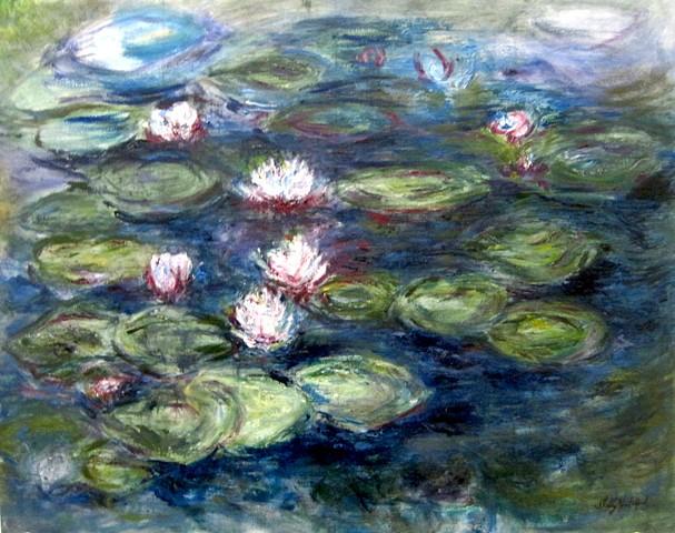 Master Copy, Monet