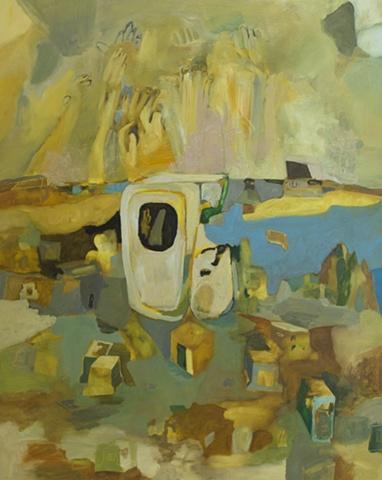 Untitled (for Ben Shahn)