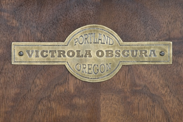 Handmade Brass Plaque