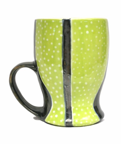 Green/Black Cup