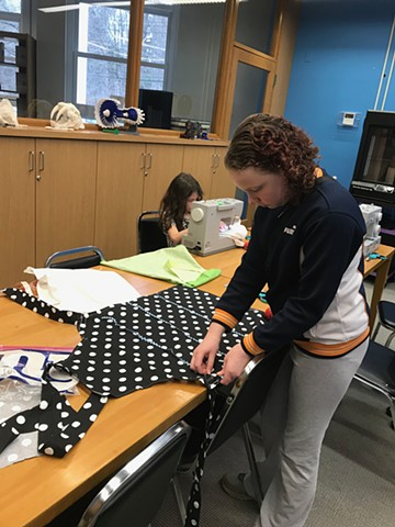 Croton Library Sewing for Preteens
