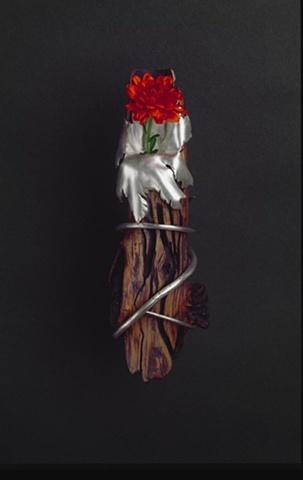 Wall Vase # 02