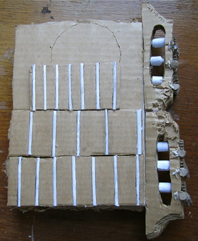 Amy Flaherty Guitar Elsewhere Book Art