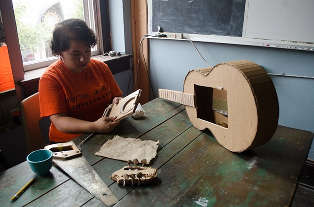 Amy Flaherty Guitar Elsewhere