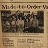 Made to order Vaccines (newspaper)