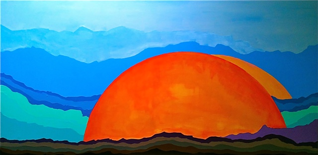 """Sunscape"""
