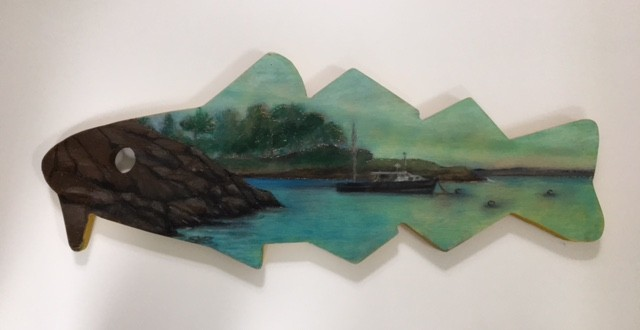 Postcod View: Little Harbor (2017 MFoA auction)