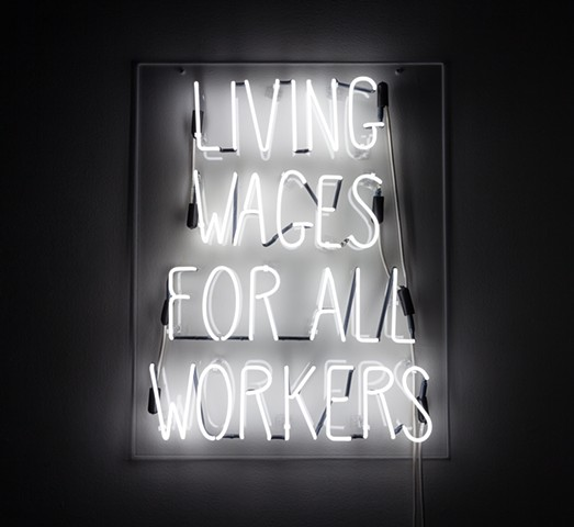 New Demands? Living Wages For All Wages
