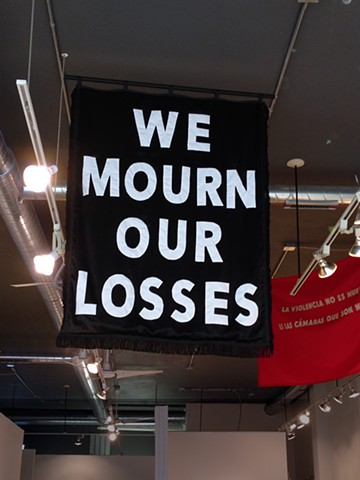 New Demands? We Mourn Our Losses