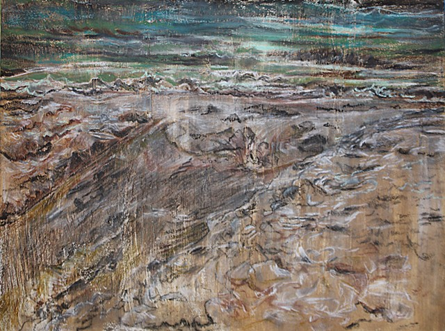 Four Seascape Impressions will be included in the exhibition Oceanic Orientation