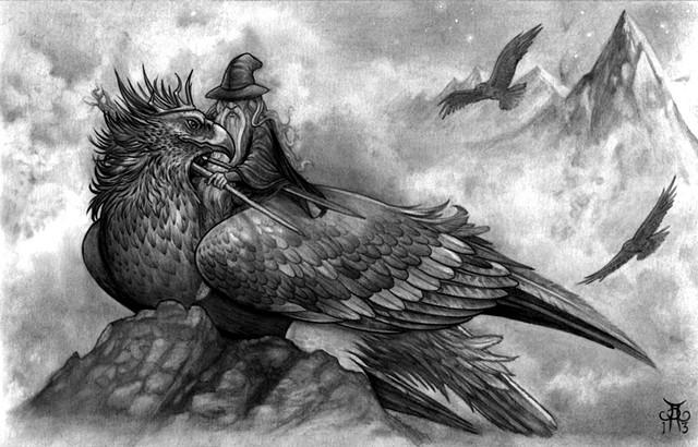 eagles burden