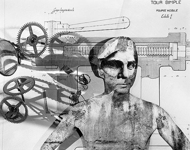 Max Ernst's Reverie