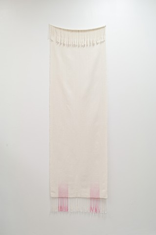 Handwoven burial shroud unidentified remains Jane Doe