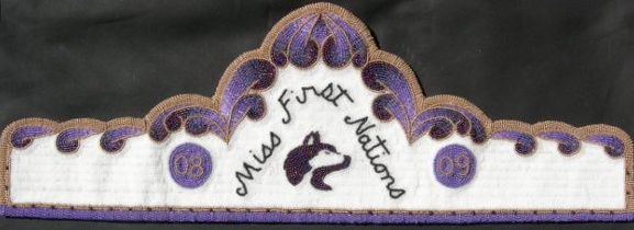 Miss First Nations Crown